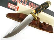 UNCLE HENRY BEAR PAW (LB-7) KNIFE